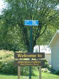 Welcome to Epworth Forest